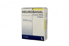 Neurobasal 800 mg Caja Con 30 Tabletas Rx