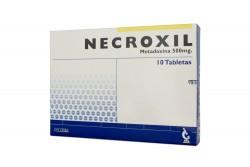 Necroxil 500 mg Caja Con 10 Tabletas Rx4