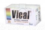 VICAL  X 30 TABLETAS RECUBIERTAS