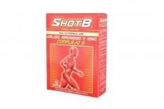 Shot B Caja Con 30 Cápsulas Blandas