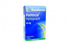 Pantocal 40 mg Caja Con 14 Tabletas Rx4