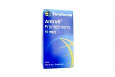 Antrofi Crema 10 mg / g Caja Con Tubo Con 30 g + 20 Aplicadores Rx