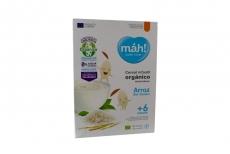 Cereal Infantil Orgánico Máh! Caja Con Bolsa Con 210 g – Arroz Sin Gluten