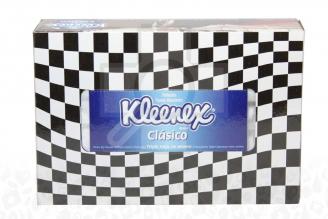 PAÑUELOS KLEENEX CLÁSICO X 50 UNIDADES