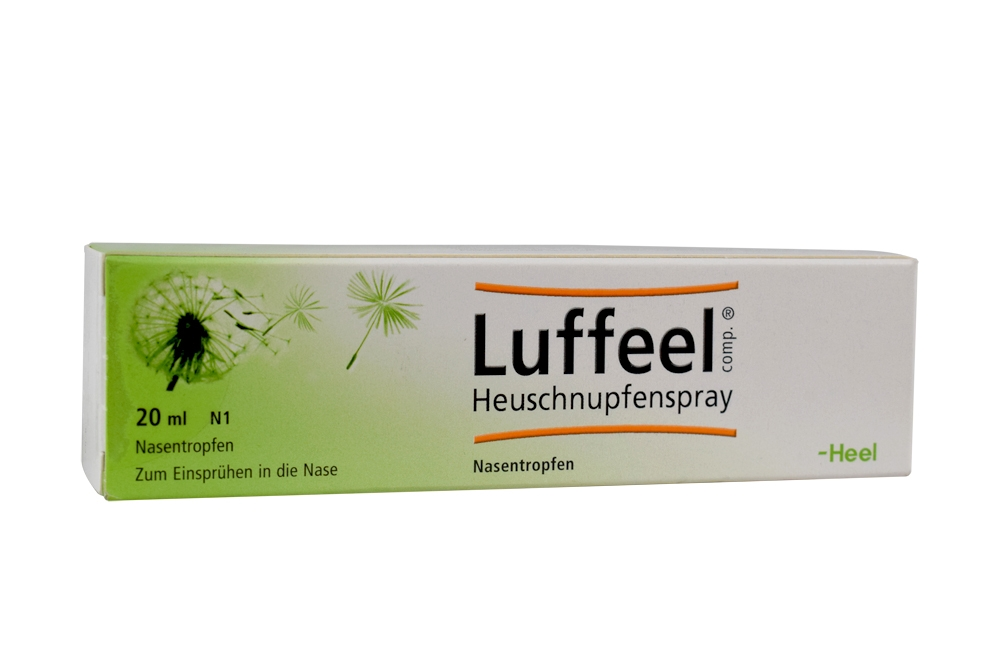 Luffeel Spray Nasal Con 20 mL Rx