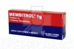 MEMBITROL 1G X 4 TABLETAS RECUBIERTAS - PARÁSITOS ANTIBIÓTICO