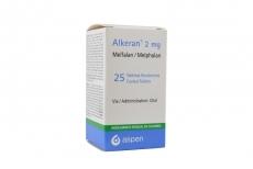 Alkeran 2 mg Frasco Con 25 Comprimidos Rx3 Rx4