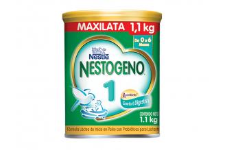 Nestogeno 1 De 0 a 6 Meses Tarro Con 1100 g