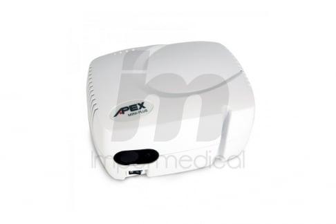 Compresor Nebulizador Mini Plus Empaque Con 1 Unidad