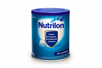 Nutrilon Sin Lactosa Tarro Con 400 g