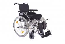 Silla De Ruedas Iron Light -46- Reposapiés Removibles