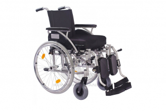 Silla De Ruedas Iron Light -46- Reposapiés Removibles 1 Unidad