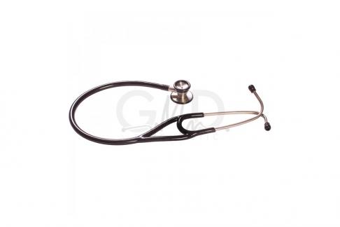 Fonendoscopio Cardiology GMD Empaque Con 1 Unidad - Negro