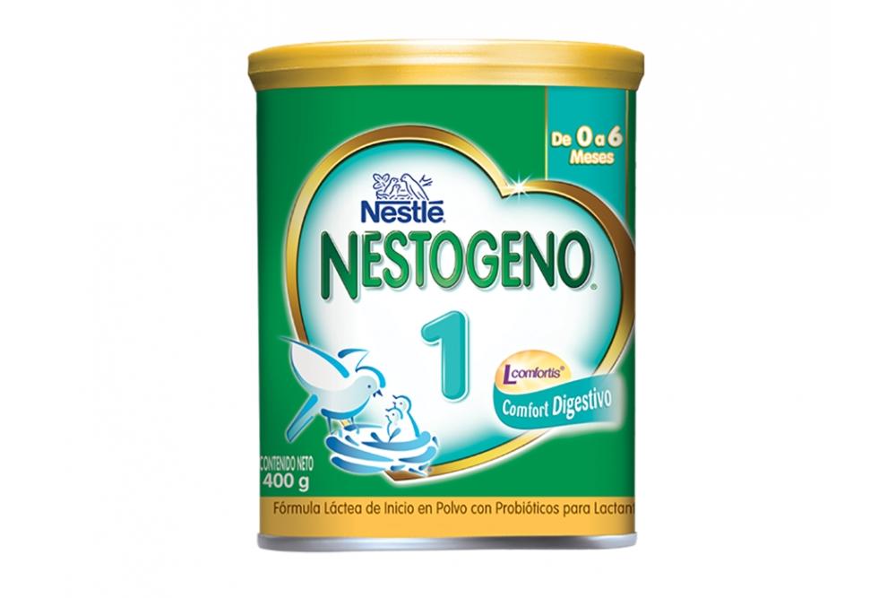 Nestogeno 1 De 0 a 6 Meses Tarro Con 400 g