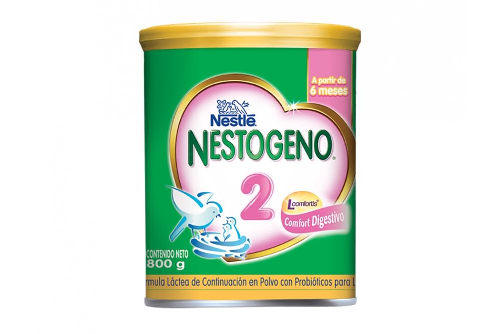 Nestogeno® 2 A Partir De 6 Meses Tarro Con 800 g