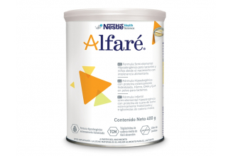 Alfare Polvo Tarro Con 400 g