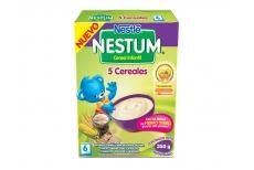 Nestum® Cereal Infantil 5 Cereales Caja Con Bolsa Con 350 g