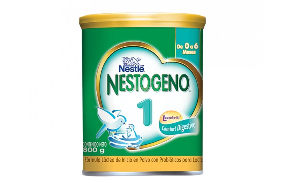Nestogeno 1 De 0 a 6 Meses Tarro Con 800 g