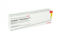 Beriglobina P Caja Con Jeringa Prellenada Con 800mg/ 5 mL RX3