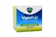 Vick VapoRub Ungüento Tópico Caja Con Frasco Con 50 g