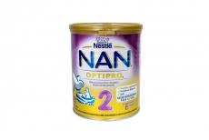 Nan® Optipro® 2 Tarro Con 400 g - A Partir De Los 6 Meses