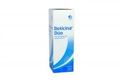 Iloticina Dúo 4 / 0.1 % Solución Tópica Caja Con Frasco Con 50 mL Rx2
