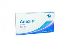 Anexia 120 mg Caja Con 7 Tabletas Rx4