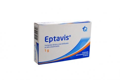 Eptavis Niños Granulado 1 g Caja Con 6 Sobres Rx3