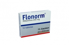 Flonorm 200 mg Caja Con 12 Tabletas Rx2