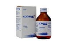 Acidrine 5 mg / 5 mL Frasco Con 100 mL Rx