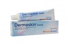 Dermaskin Crema 1 / 0.5 / 0.04 % Caja Con Tubo Con 40 g Rx2