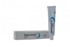 Ketoconazol Crema 2% Caja Con Tubo Con 30 g Rx
