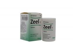 Zeel T Caja Con Frasco Con 50 Tabletas Rx