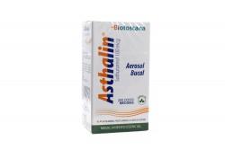 Asthalin 100 mcg Caja Con Aerosol Bucal Con 200 Dosis Medidas Rx