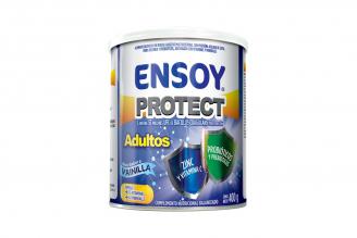 Ensoy Protect Tarro Con 400 g - Sabor Vainilla