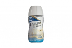 Ensure Clinical Frasco Con 220 mL – Sabor Vainilla