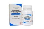 Fovirem 300 / 200 mg Caja Con 1 Frasco Con 30 Tabletas Recubiertas Rx4