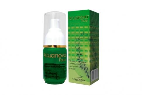 Acuanova Face Caja Con Frasco Con 30 g