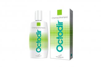 Octodir Shampoo Caja Con Frasco Con 120 mL- Anti Caspa