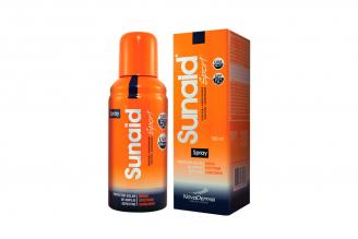Sunaid Sport Caja Con Frasco Con 180 mL - Protector Solar