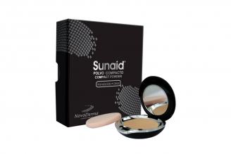 Sunaid Polvo Compacto Caja Con Estuche Con 12 g - Translúcidos