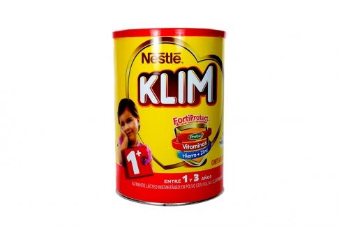 Klim® 1+ Polvo Tarro Con 1700 g - Miel