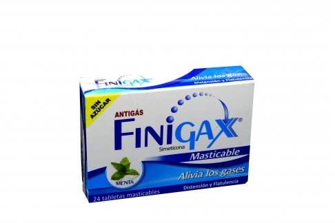 Finigax Caja Con 24 Tabletas
