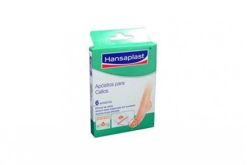 Hansaplast Apositos Para Callos Caja Con 6 Unidades