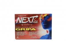 Next GL Gripa Caja Con 10 Tabletas