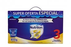 Nutrilon Premium 3 Caja Con 2 Tarros Con 800 g C/U