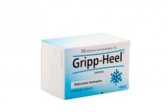 Gripp - Heel Caja Con 50 Tabletas Rx