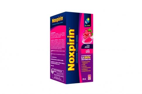 Noxpirin F Ultra Jarabe Adultos Caja Con Frasco Con 60 mL