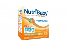 Nutribaby Premium Prematuros Caja Con 30 Sticks Con 450 g