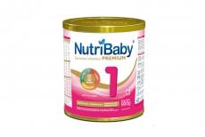 Nutribaby 1 En Polvo Tarro Con 900 g - Lactantes De 0 A 6 Meses